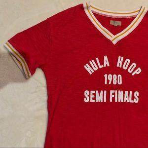 Hula Hoop Champ shirt